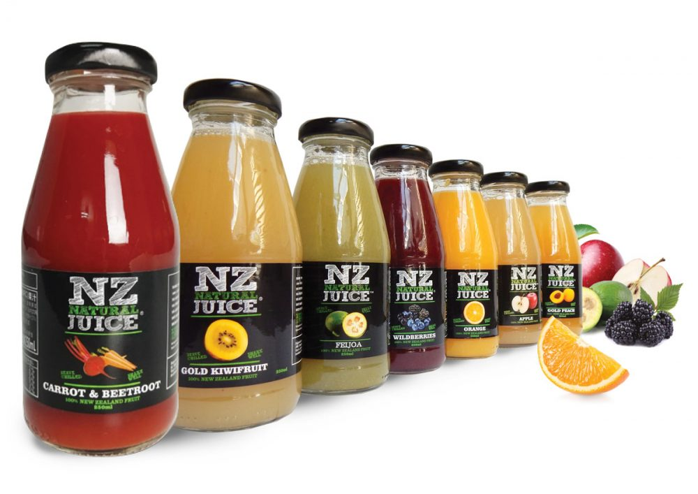 NZ Natural Juice