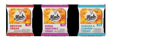 Hub Gourmet Vegan Pies