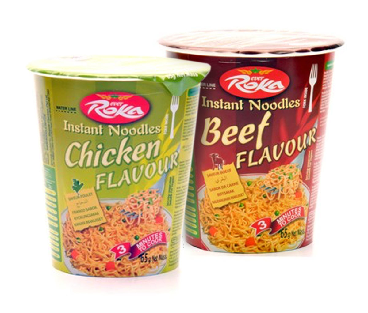 Supreme Noodles
